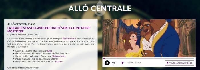 Allô Centrale #59 - Image de couverture